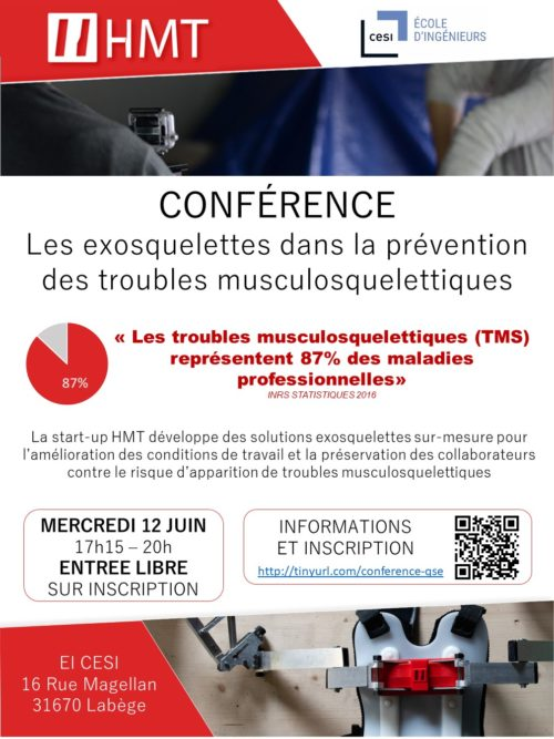 conférence exosquelettes MS